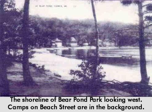 Bear Pond Park Shoreline West