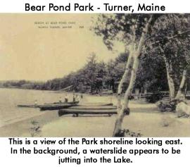 Old Bear Pond Park Shoreline