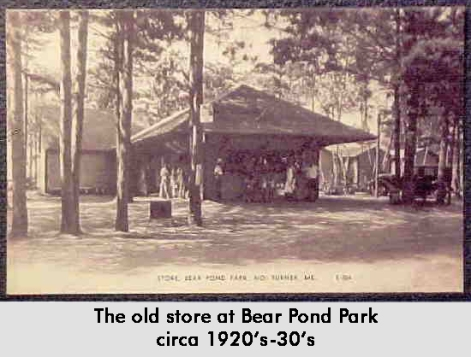 Old Store at Bear Pond Park
